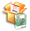 Debian package source
